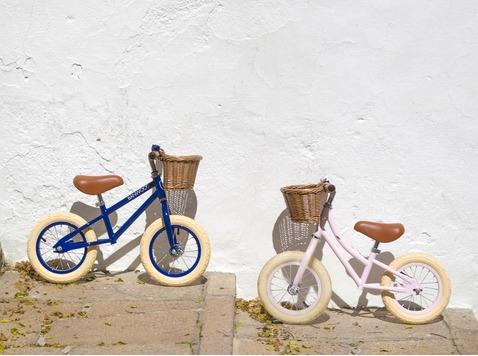 Banwood - Berlijnse design loopfietsjes voor kids van 2,5 tot 5 jaar