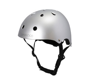 Classic helmet - chrome - Banwood