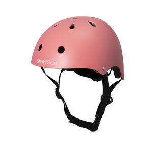 Classic helmet - Coral - Banwood
