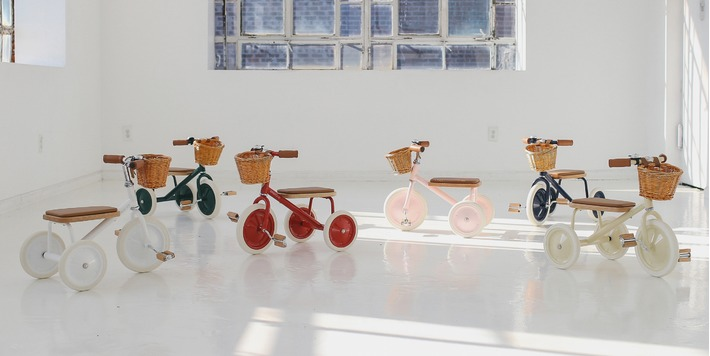 BANWOOD - The New Banwood Trike Collection