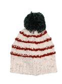 Tibet kids knit hat - stripes