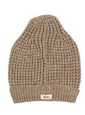 Alpine knit hat - yute