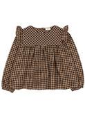 Aspen blouse - Nougat
