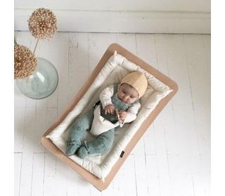 wipstoel baby Rocker Levo Gentle white - Charlie Crane