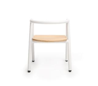 HITO chair - white - Charlie Crane