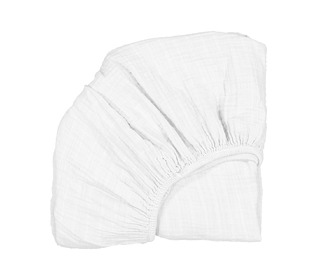 Fitted sheet for KIMI babybed - white - Charlie Crane