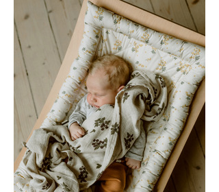 wipstoel baby Rocker LEVO Garbo & Friends Mimosa  - Charlie Crane
