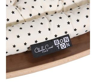 wipstoel baby Rocker Levo Noyer Bonton - Charlie Crane