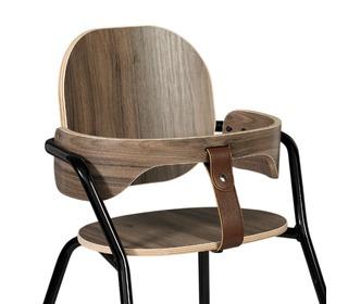 Baby set noyer voor kinderstoel Tibu Black Edition - Charlie Crane