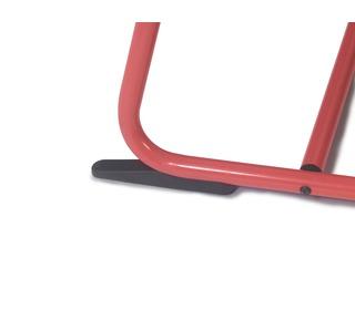 Kinderstoel TIBU Flexible High Chair, Bright Red - Charlie Crane
