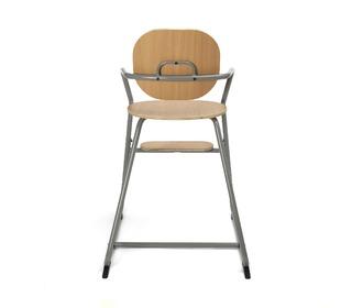 Kinderstoel TIBU Flexible High Chair, Grey - Charlie Crane