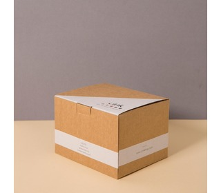 Bamboo giftbox for babys, Fog - Cink
