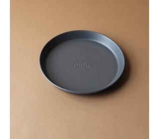 Bamboo plate 3-pack - fog/beet/ocean - Cink
