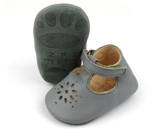babyschoentjes lilly souris - Easy Peasy