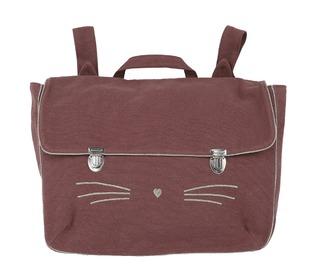 Schoolbag Chaton3 Chataigne - Emile et Ida