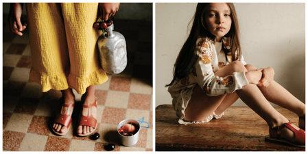*... EMILE ET IDA ...* \'Les Enfants du Marais\' SS20 Collection