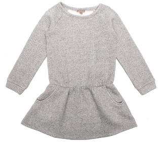 kleedje Molleton gris chine│Emile et Ida