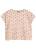 T-shirt - crème cerises