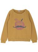 Sweatshirt - toffee pomme