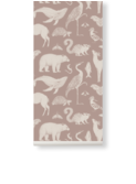 Katy Scott wallpaper - animals - dusty rose