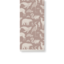 Katy scott wallpaper - animal - dusty rose - Ferm Living