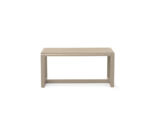 Little architect bench - cashmere - Ferm Living