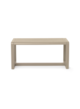 Little architect bench - cashmere