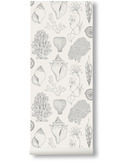 Katy Scott wallpaper - shells - offwhite