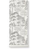 Katy Scott wallpaper - trees - offwhite