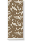 Katy Scott wallpaper - birds - sugar kelp