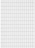 behangpapier Grid white