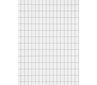 behangpapier Grid white - Ferm Living