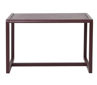 Little architect table - bordeaux - Ferm Living