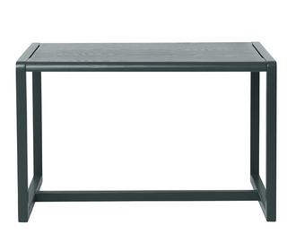 Little architect table - dark green - Ferm Living