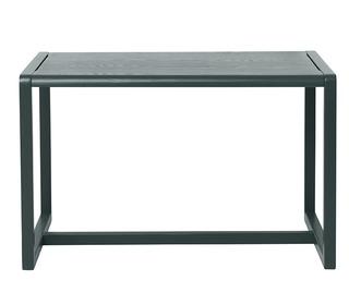 Little architect table - dark green - Ferm Living