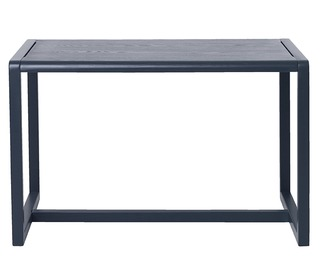 Little architect table - dark blue - Ferm Living
