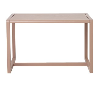 Little architect table - rose - Ferm Living