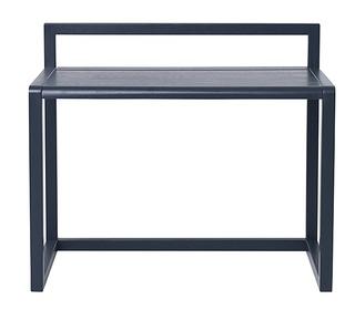 Little architect desk - dark blue - Ferm Living