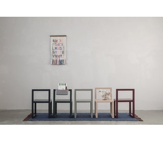 Little architect chair - rose - Ferm Living