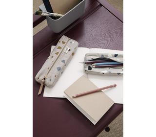 Pencil case - Terrazzo Grey - Ferm Living