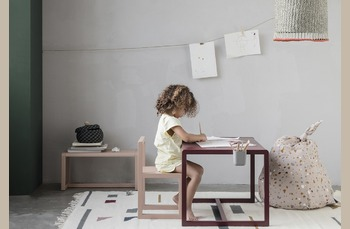 Ferm Living Deense Kids Collection behangpapier en interieurproducten
