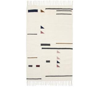 Kelim rug - small Colour Triangles - Ferm Living