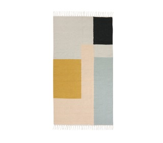 Kelim rug - Squares - Ferm Living