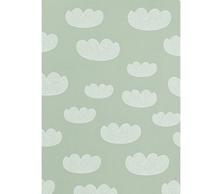 behang Cloud mint - Ferm Living
