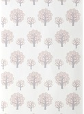 Dotty wallpaper - rose