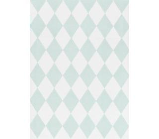 behangpapier Harlequin mint - Ferm Living