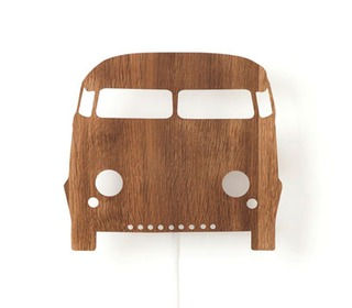 Car lamp Smoked Oak - Ferm Living