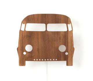 Car lamp Smoked Oak - Ferm Living