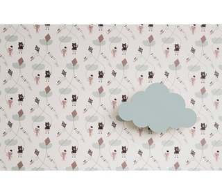 Cloud lamp Mint - Ferm Living