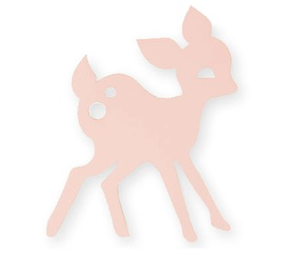 My Deer Lamp Rose - Ferm Living